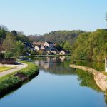 Mailly - canal - G. Gobry