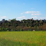 Mailly-le-Chateau - vue depuis le Mailly-le-Bas
